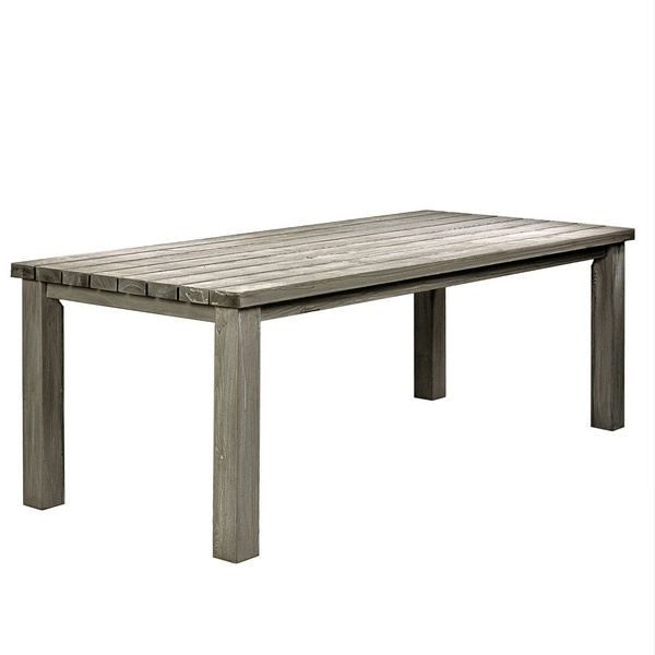 Table rectangulaire kingston achat vente table de jardin table rect king - Table jardin cdiscount ...