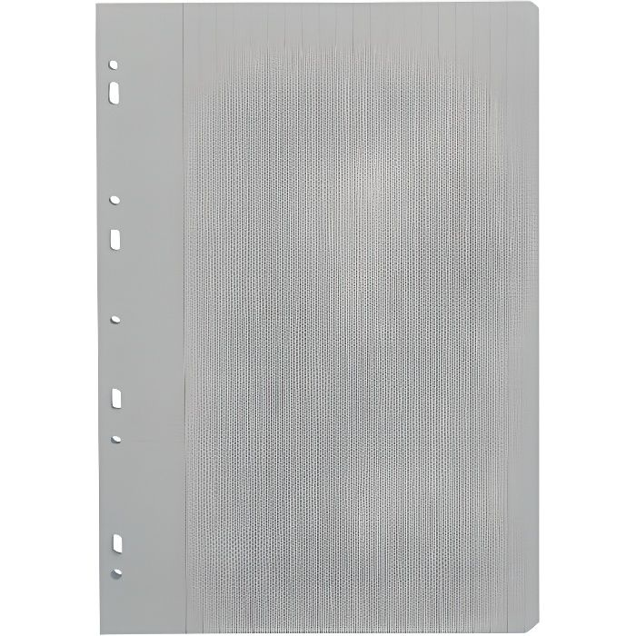 Feuille Simple Blanche A4 Grand Carreaux X 50