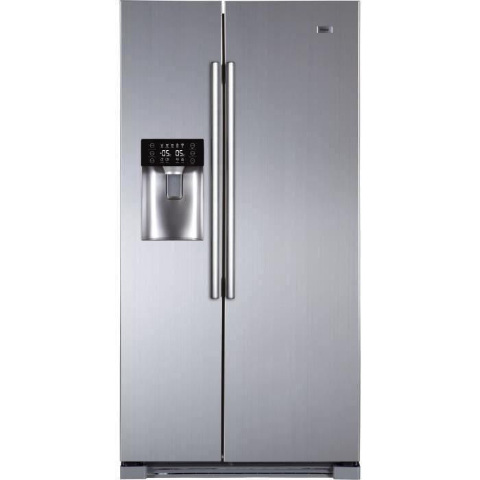 RÉFRIGÉRATEUR AMÉRICAIN HAIER - HRF-629IF6 - Réfrigérateur Américain - 550