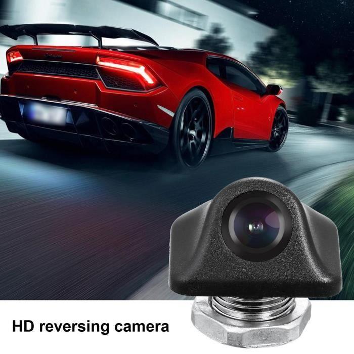 Mini Auto Cam/éra Radar de Recul Etanche Voiture 360/°Vue Arri/ère Multifonction Avant//c/ôt/é//cam/éra de recul Guide Ligne Image Miroir de Stationnement de Voiture Camera