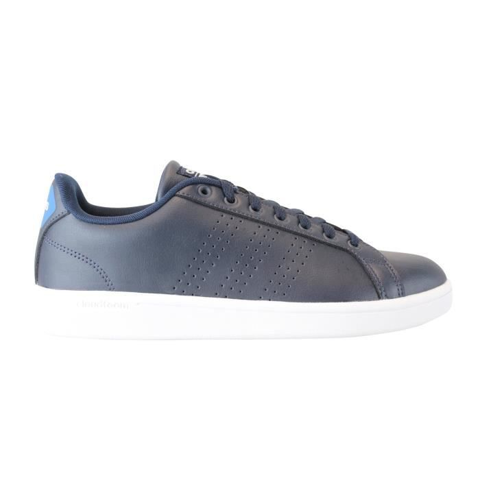 adidas advantage clean homme bleu