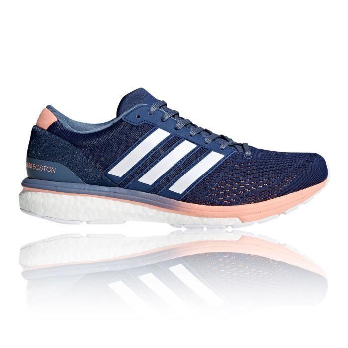 Adidas Femmes Adizero Boston 6 Chaussures De Course À Pied