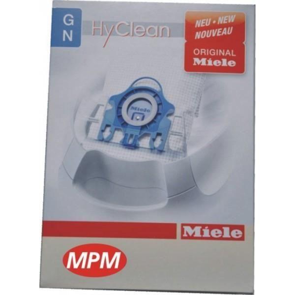 GN Remplacement sacs pour aspirateurs Miele S4212-Pack de 5 /& Filtre-Type