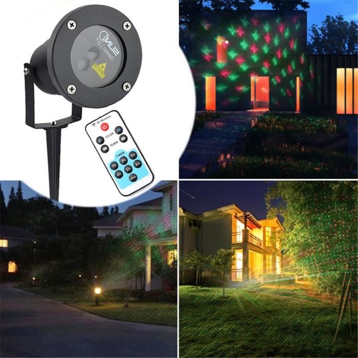 Outdoor ip65 rg waterproof derni res projecteur lumi res for Eclairage noel exterieur projecteur