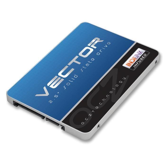 """DISQUE DUR SSD Toshiba Vector, 128 Go, 2.5\"""", Série ATA III, 550"""