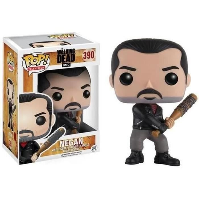 FIGURINE - PERSONNAGE Figurine Funko Pop! The Walking Dead: Negan 10cm