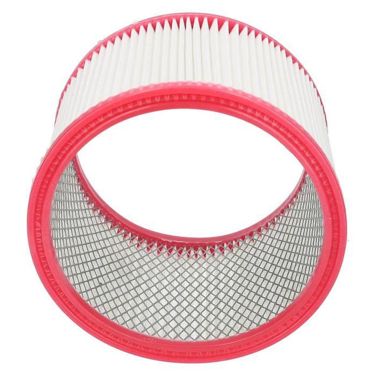 """2 x filtre pour aspirateur HENRY HOOVER Rond fits 12 /""""de diamètre tissu pièce de rechange"""