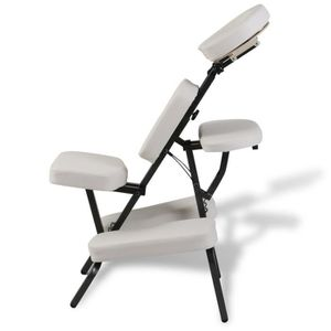 CHAISE DE MASSAGE G7P PLIABLE ET PORTABLE AMMA ASSIS SHIATSU Better