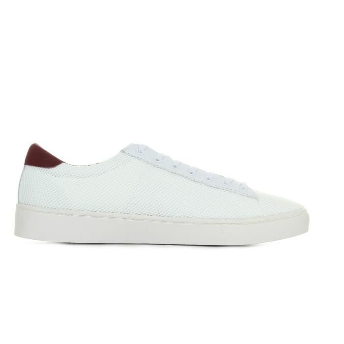 Baskets Fred Perry Spencer Mesh White