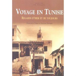 AUTRES LIVRES VOYAGE EN TUNISIE