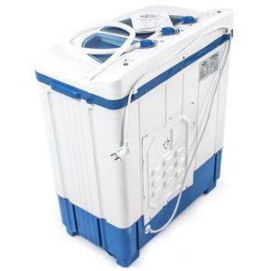 MINI LAVE-LINGE Mini machine à laver lave linge compact hauteur 75