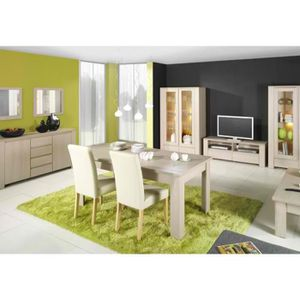 Ensemble salon chene achat vente ensemble salon chene for Ensemble salon salle a manger complet