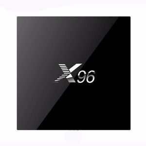BOX MULTIMEDIA X96 Amlogic S905X TV Boîte Mini PC Quad Core 2G /
