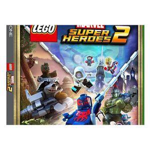 JEU CONSOLE RÉTRO Lego Marvel Superheroes 2 Deluxe Edition