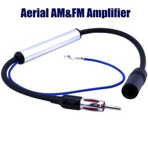 ANTENNE AUTO-MOTO SHAN Antenne Booster Amplifiée Amplificateur Pour