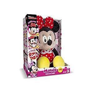 PELUCHE IMC Toys 184961. Émotions de Minnie Mouse