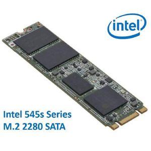 DISQUE DUR SSD INTEL SSD 545s Series - M.2 80mm SATA 6Gb/s - 3D2