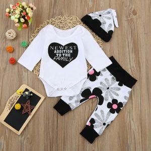 Ensemble de vêtements Tenue pour bébés Nouveau-né Habillement pour homme