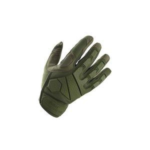 Coyote Alpha Militaire Tactique Mitaines Micro Fibre Palm Caoutchouc Knuckle
