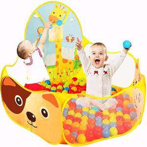 PISCINE À BALLES Piscine à Balles Aire Jeu Enfants Jeux Tente Extér