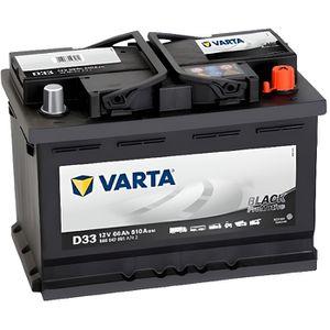 BATTERIE VÉHICULE Batterie de démarrage Varta Promotive Black L3 D33