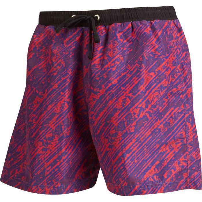 UP2GLIDE Short Bain Homme Cedric - Rouge