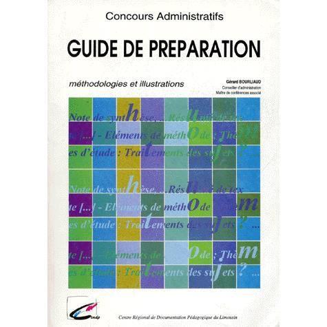CONCOURS ADMINISTRATIFS. Guide de préparation, Mét