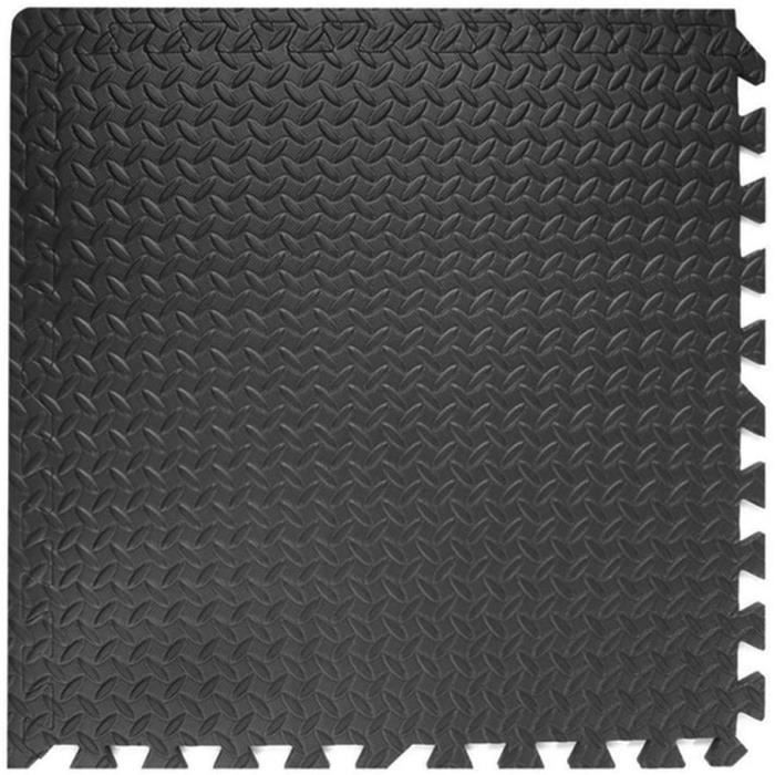 pis de protection antidérapant - Tapis de sol universel robuste - Tapis de sol - Tapis de fitness - Corde à sauter - Tapis d'en 1550