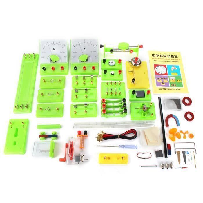 Expérience de Test Physique de l'électricité Kit