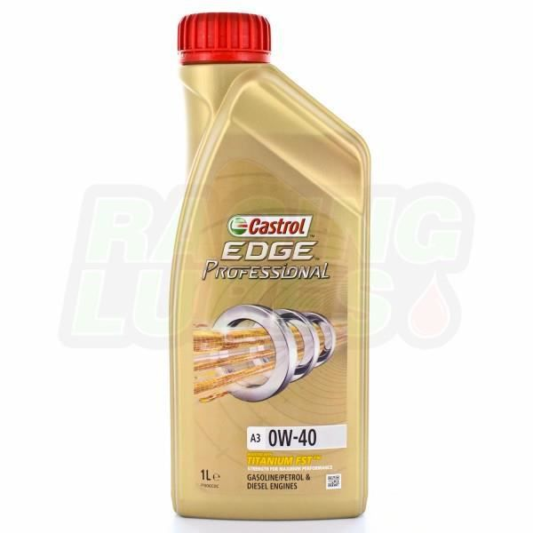 Castrol Edge Professional A3 0W40 - Conditionne...
