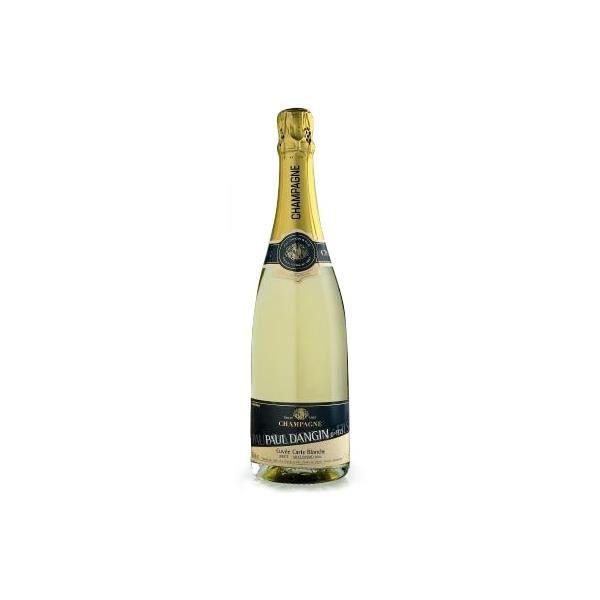 Champagne Brut Dangin et Fils -Cuvée carte blanche- millésimé 2004 (75cl)