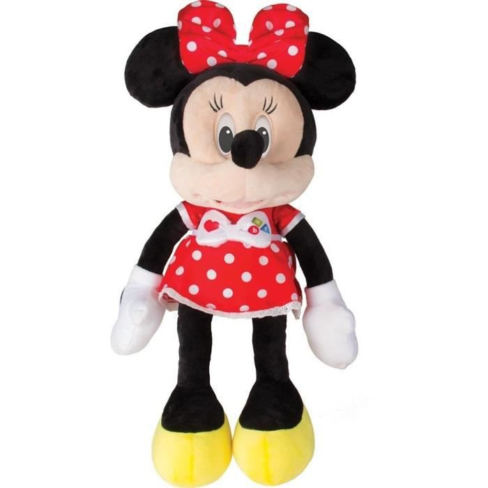 MINNIE Peluche interactive sonore Minnie Emotions