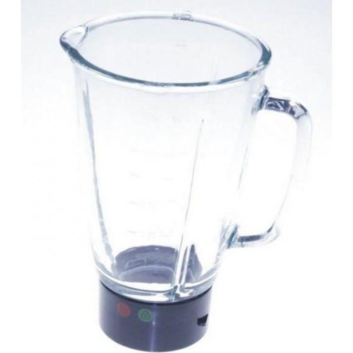 bol blender nu moulinex faciclic glass ms-0a11435