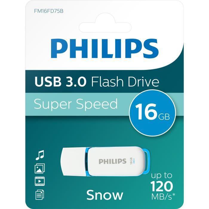 Philips Clé Usb Snow 16 Go Usb 3.0