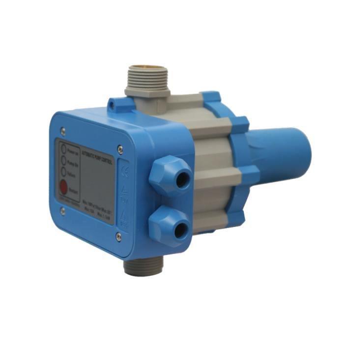 220-240V Contrôleur de pression de pompe à eau automatique Interrupteur électronique de à ON SWITCH - HUB ETHERNET - INJECTEUR