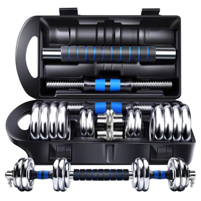 1 paire d'haltères sûrs robustes bras confortables Muscle haltères Fitness fournitures de pour bureau BROSSE DE NETTOYAGE MACHINE