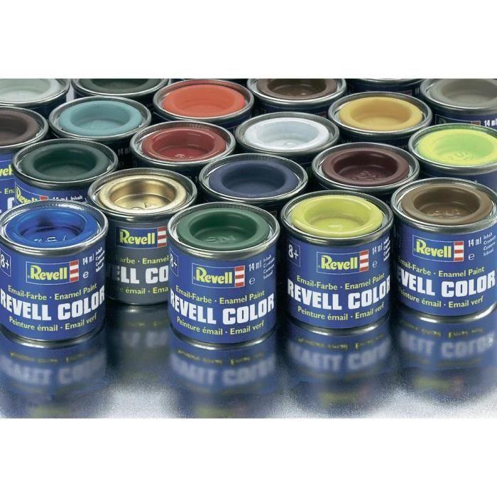 Peinture émail Revell vert mousse brillant