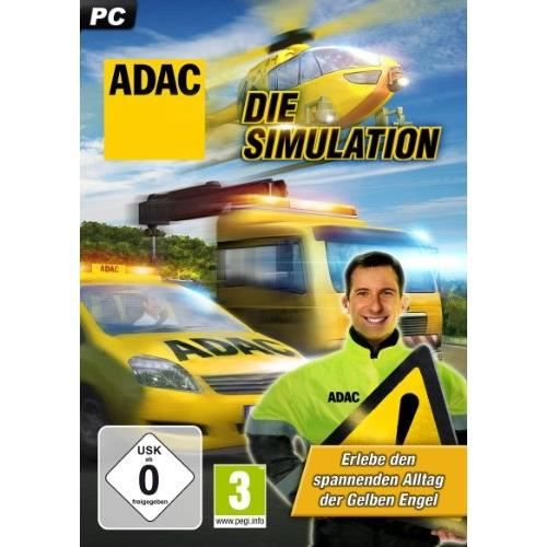 adac die simulation import allemand jeu pc achat vente jeu pc adac die simulation. Black Bedroom Furniture Sets. Home Design Ideas
