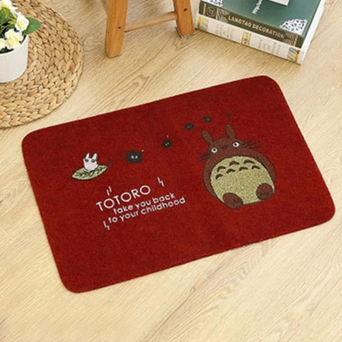 Tapis Paillasson Souple Anti D Parant Motif Cartoon Imprim Pour Salon Chambre 40x 60cm Cartoon