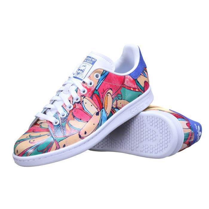 Adidas Stan Smith Femme Multicolor