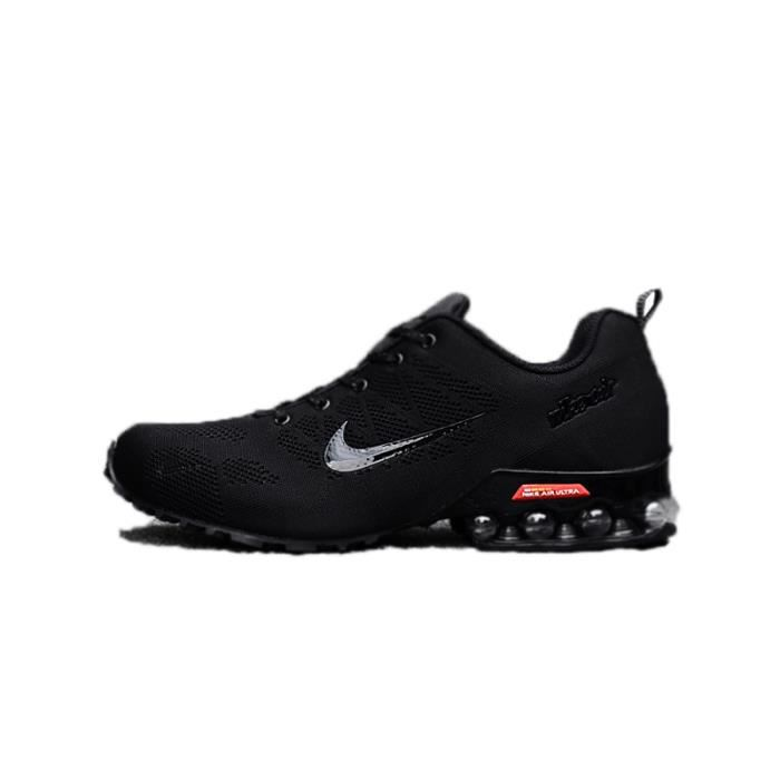 check out 838af 4dfe8 NIKE Airmax 2018 Homme Basket Running Chaussures noir Taille 40-45