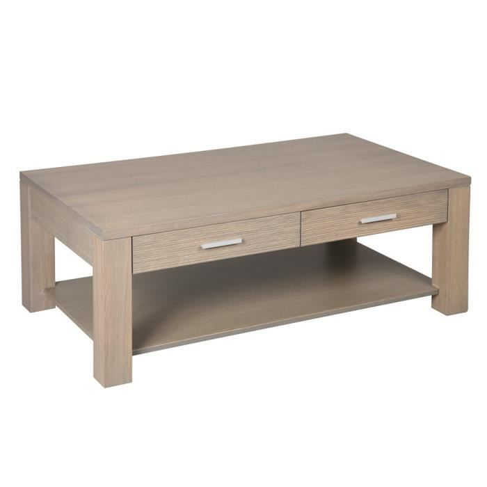 Table basse swithome diana gris taupe achat vente for Table basse scandinave taupe