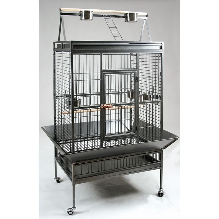 cage a perroquet amazone achat vente voli re cage oiseau cage a perroquet amazone les. Black Bedroom Furniture Sets. Home Design Ideas