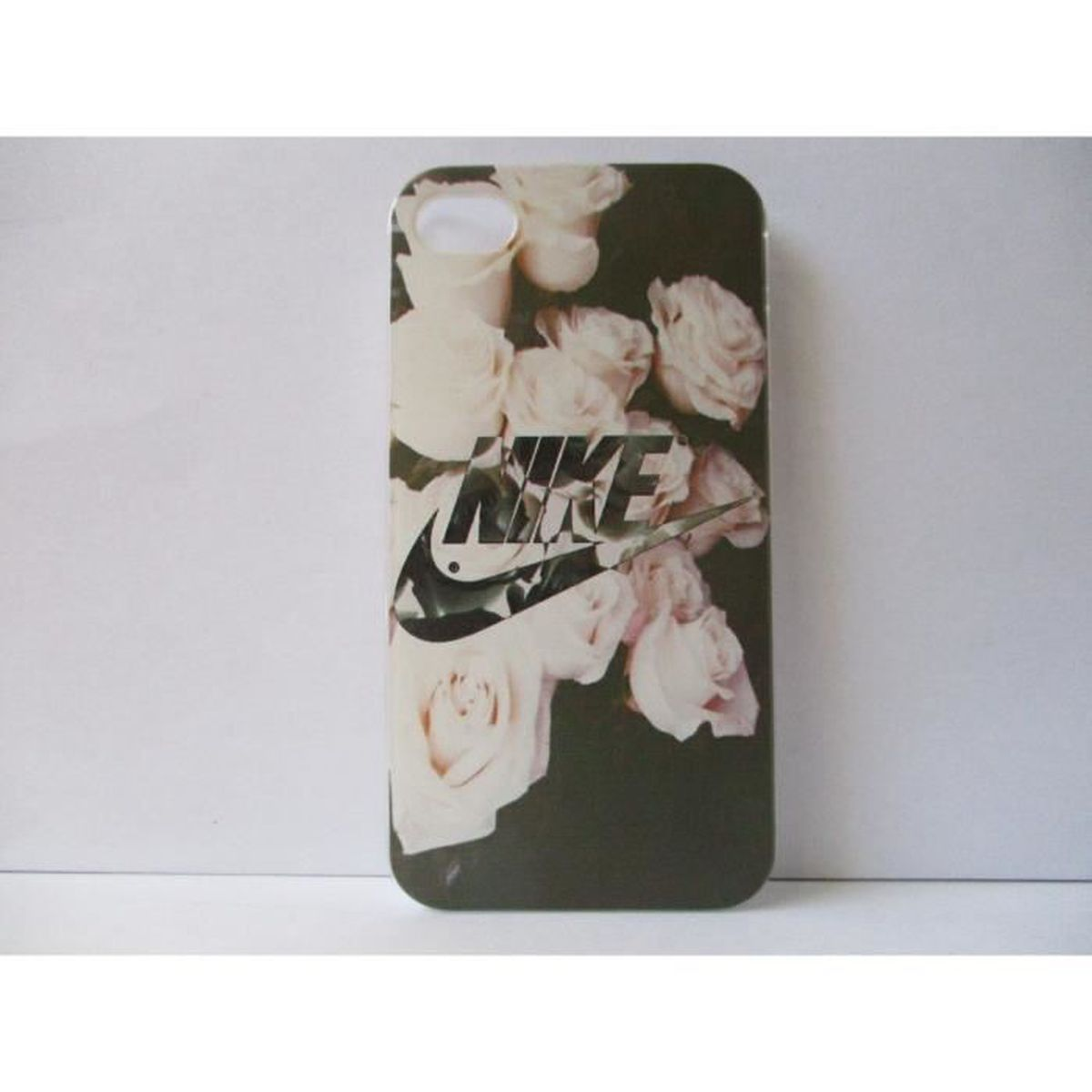coque nike iphone 4 4s neuf motif g achat coque bumper. Black Bedroom Furniture Sets. Home Design Ideas