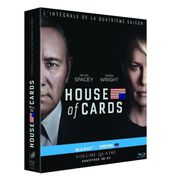 BLU-RAY SÉRIE Blu-ray House of Cards - Saison 4