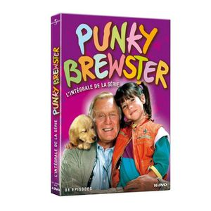 DVD SÉRIE DVD Punky Brewster - L'intégrale de la série