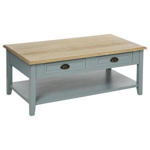 TABLE BASSE Table basse Damian - 4 tiroirs