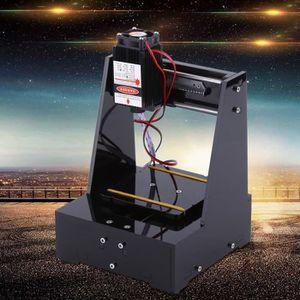 KIT GRAVURE 2000MW Laser Machine de Gravure Printer Cutter Eng
