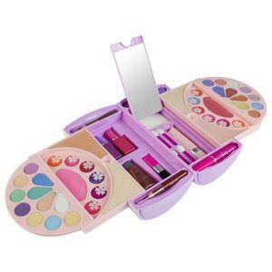 Livre 3-6 ANS Boîte de maquillage beauté soluble dans l'eau joue