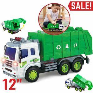 CONSOLE ÉDUCATIVE Jouets pour garçons enfants enfants camion à ordur
